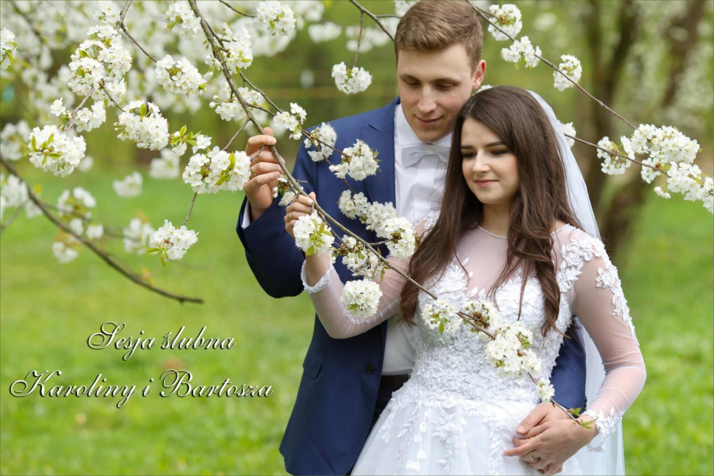 Sesja ślubna Karoliny i Bartosza