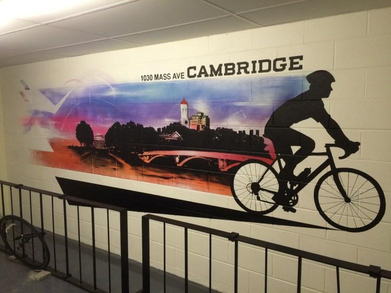 BikeGarageMural 2