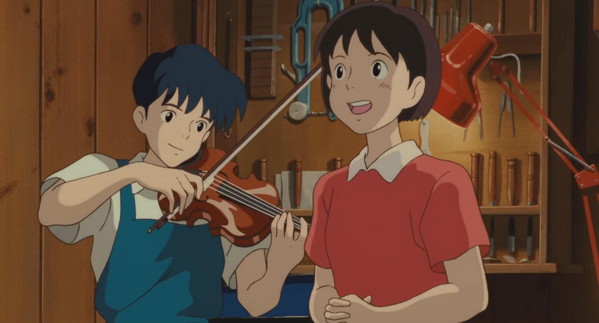 Sussurros Do Coração Obra Que Inspirou Studio Ghibli Terá Sequência