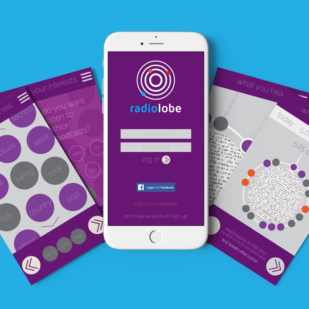 Radiolobe Case Study