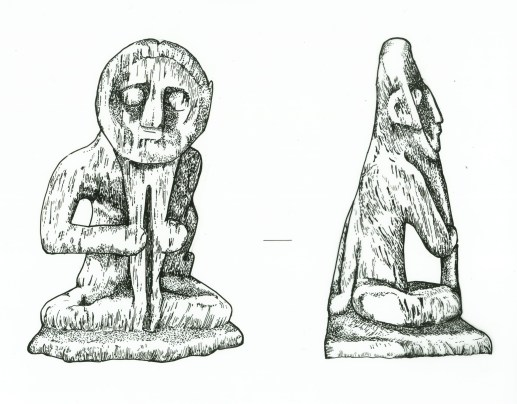 "Illustrations of Viking artifacts I did for the reedition of the grave catalogue ""Kuml og Haugfe"" republished in 2000 by Eldjárn and Friðriksson."
