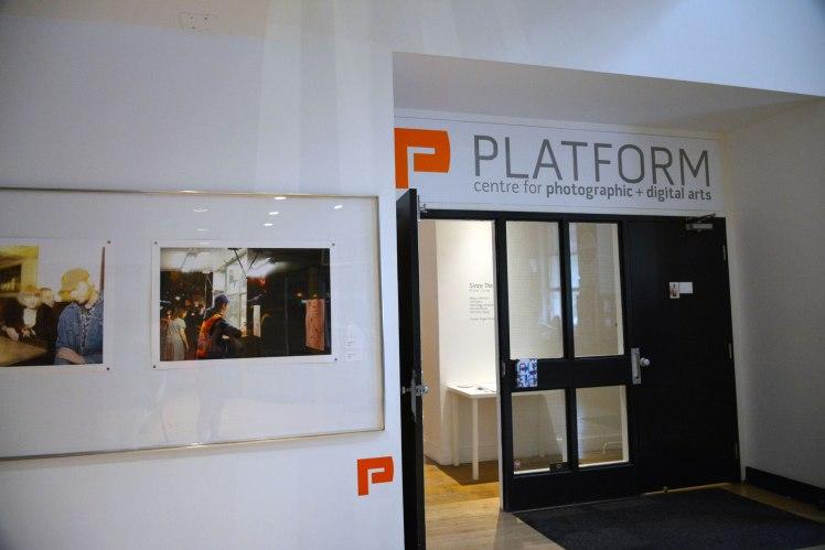 PlatformGalleryEntrance