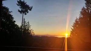 Mt.Baker views