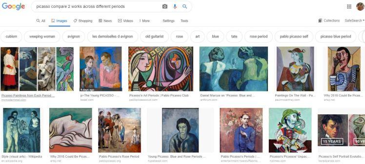 picassoGoogle