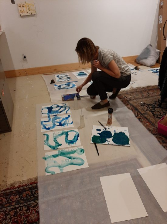 Nicole Melnicky, AIR 2020