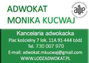 Kancelaria adwokacka Monika Kucwaj