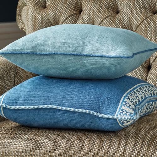 Cushions image courtesy of Nina Campbell © at Osborne & Little Ltd.