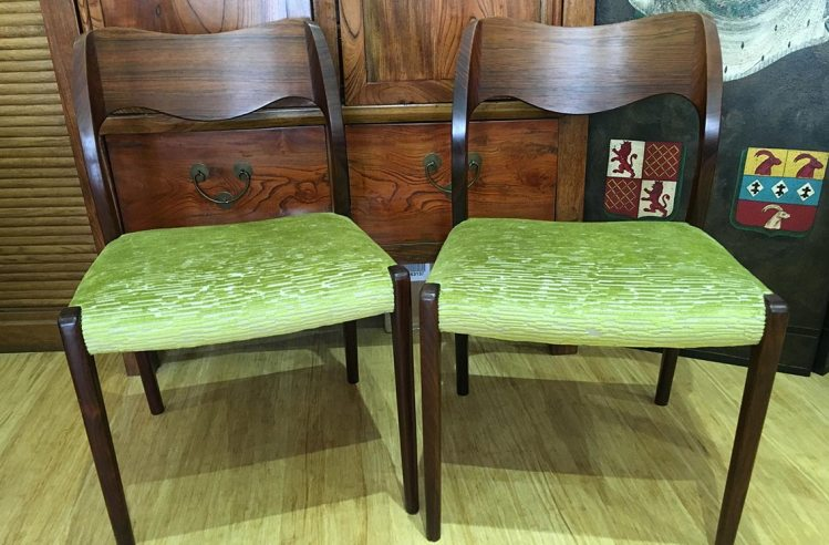 Upholstery image courtesy of Studio Interiors