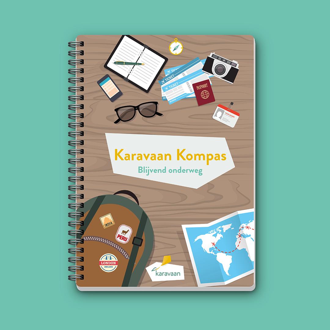 Karavaan_Kompas_Front