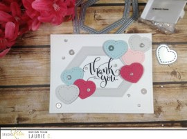 Thank You Card with Laurie