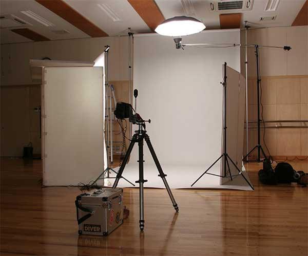 出張スタジオイメージ