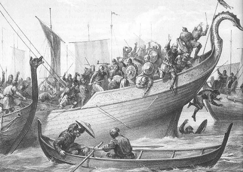 Types of Viking ships with pictures