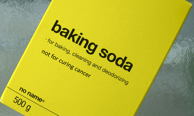Can baking soda cure cancer?