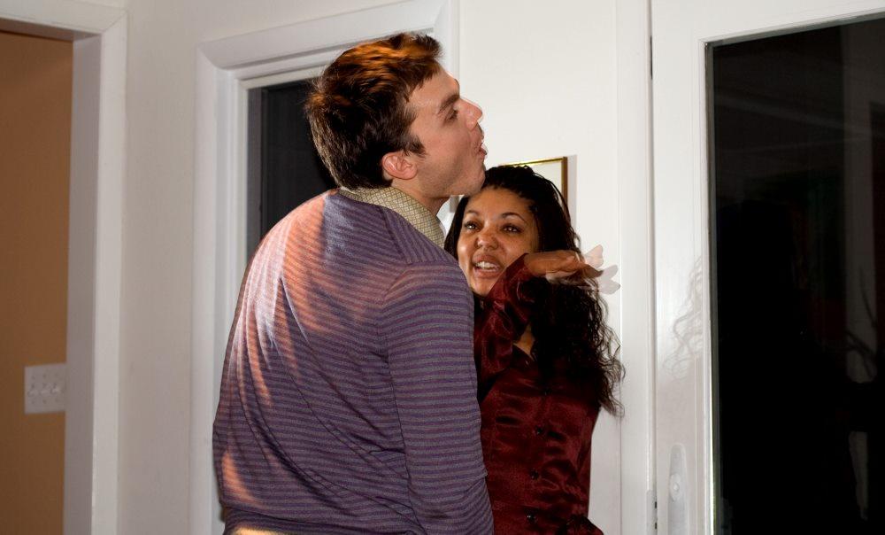 Should I slap my husband?