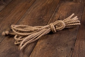 Natural 6mm Jute rope