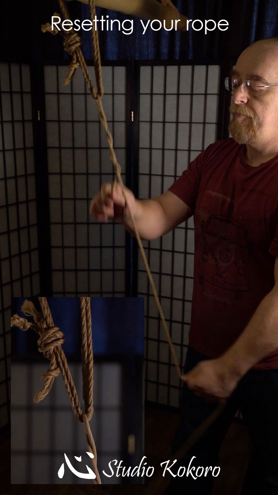 Studio Kokoro Resetting Rope
