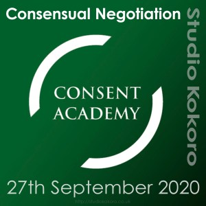 Consent academy Introduction to negotiation