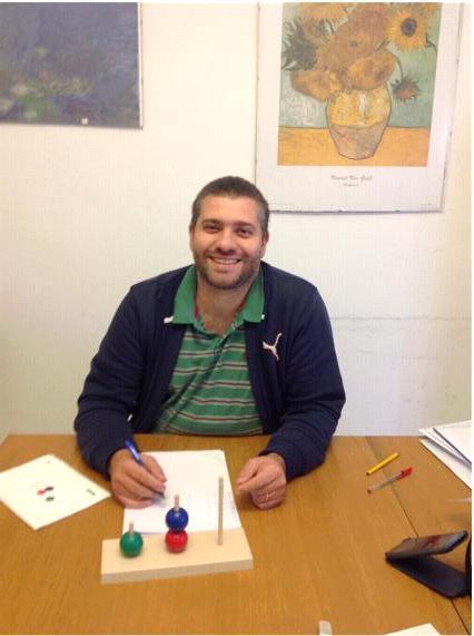 Dr. Luca Nozza