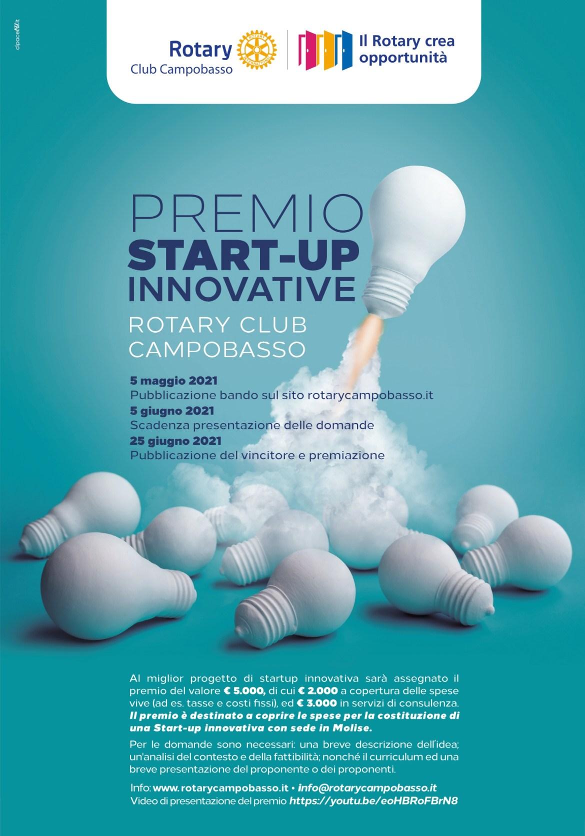 Premio startup Rotary