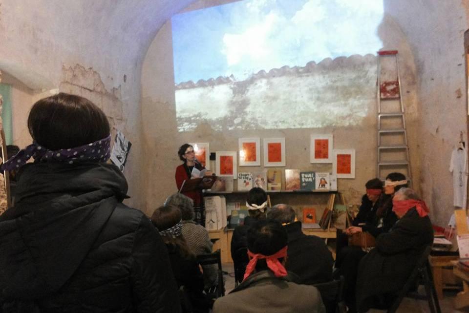 Poesia in azione, un'esperienza multisensoriale