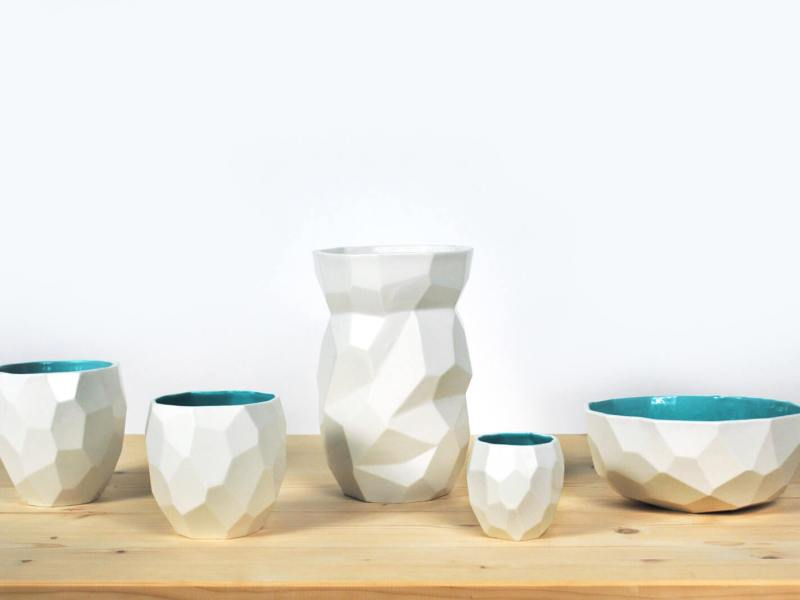 Poligon ceramics