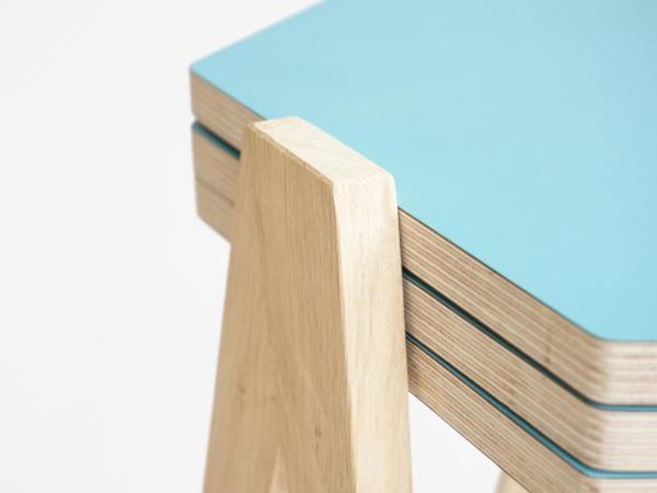F04 Slide table detail - Studio Lorier