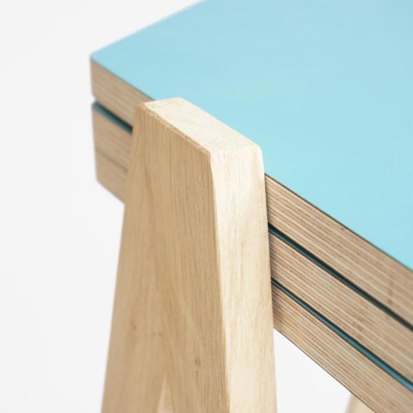 F04 Slide table detail - Studio Lorier