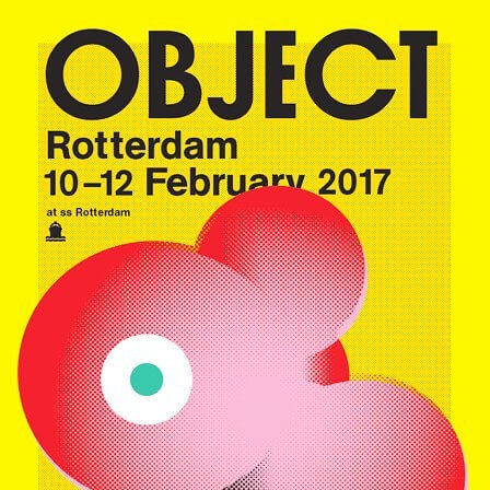 Next weekend we will be showing some new projects at the object fair in hometown Rotterdam. See you there? #010 #2017