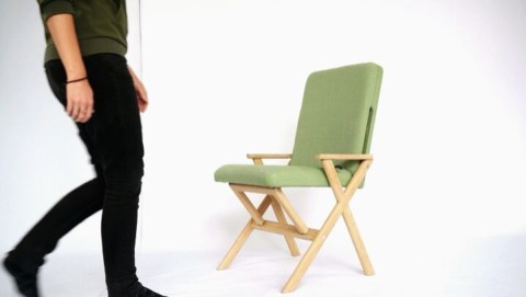 Exclusive news! We just launched a campaign for the new Hybrid Chair on Kickstarter. Link in bio