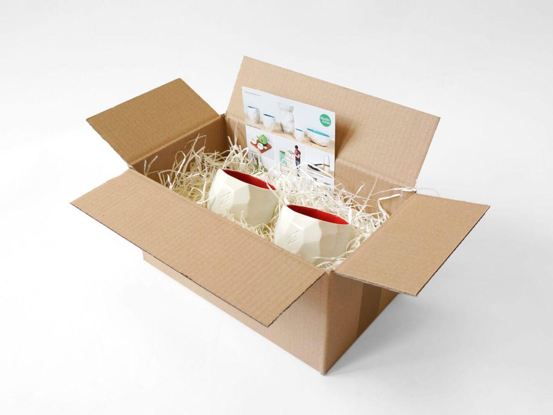 Lorier brand custom design packaging