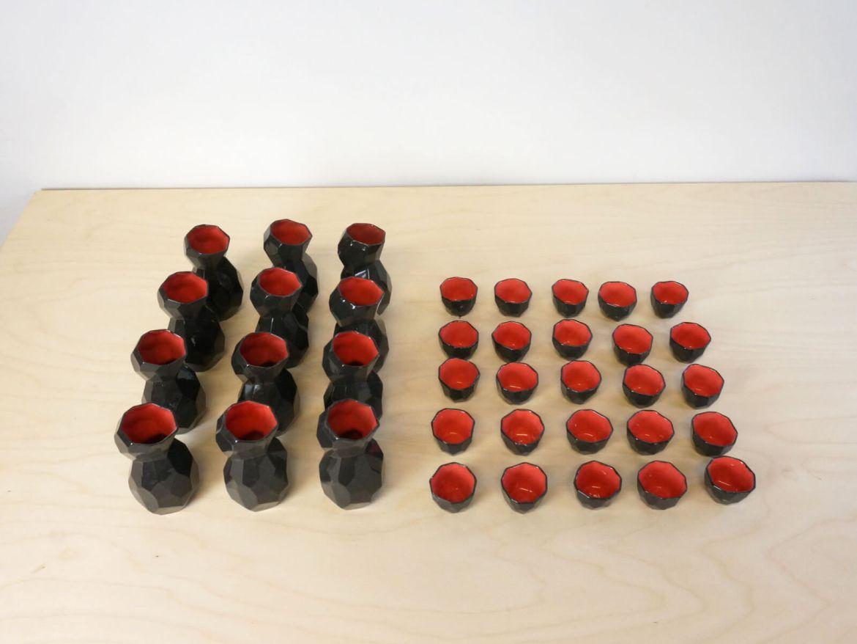 Sake set back and red2 – Studio Lorier