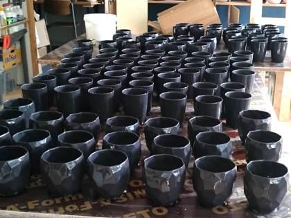 W-Hotel Doha – Ceramic Cups