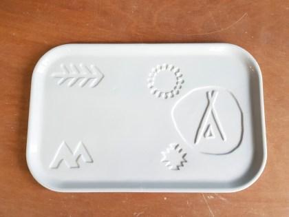 Nikki Beach – Custom Plate