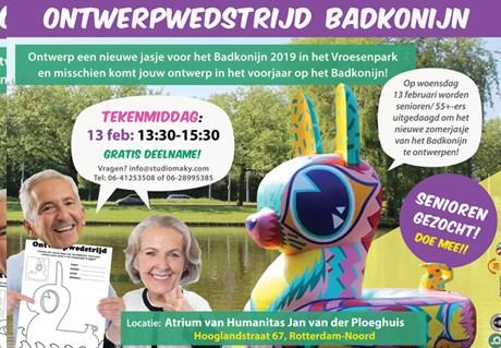 Searching for new design Badkonijn 2019