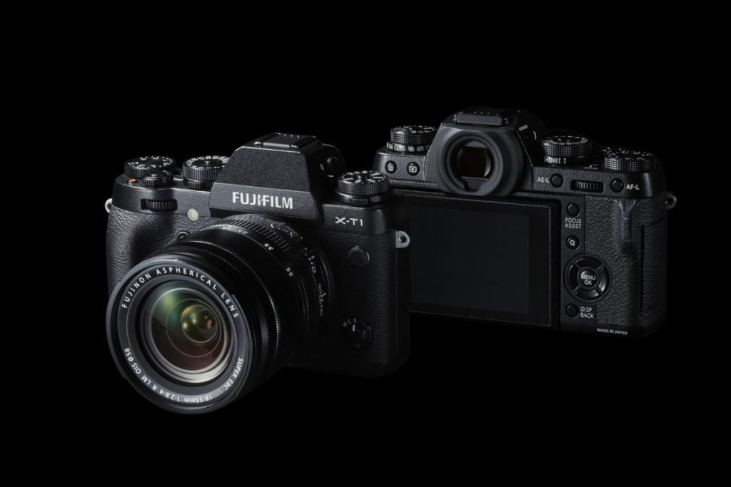 FUJI X-T1: Test Mirrorless