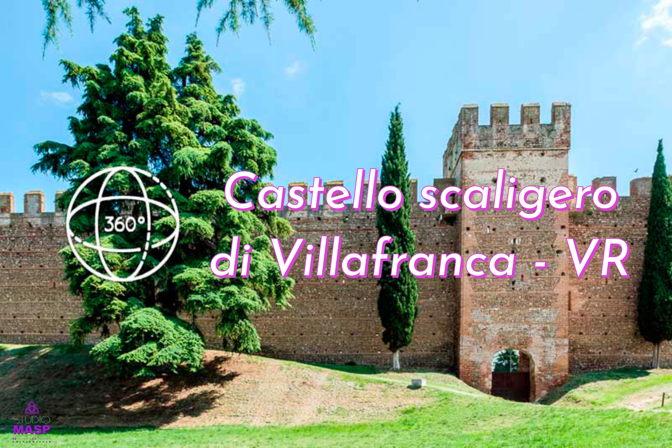 Castello di Villafranca virtual tour