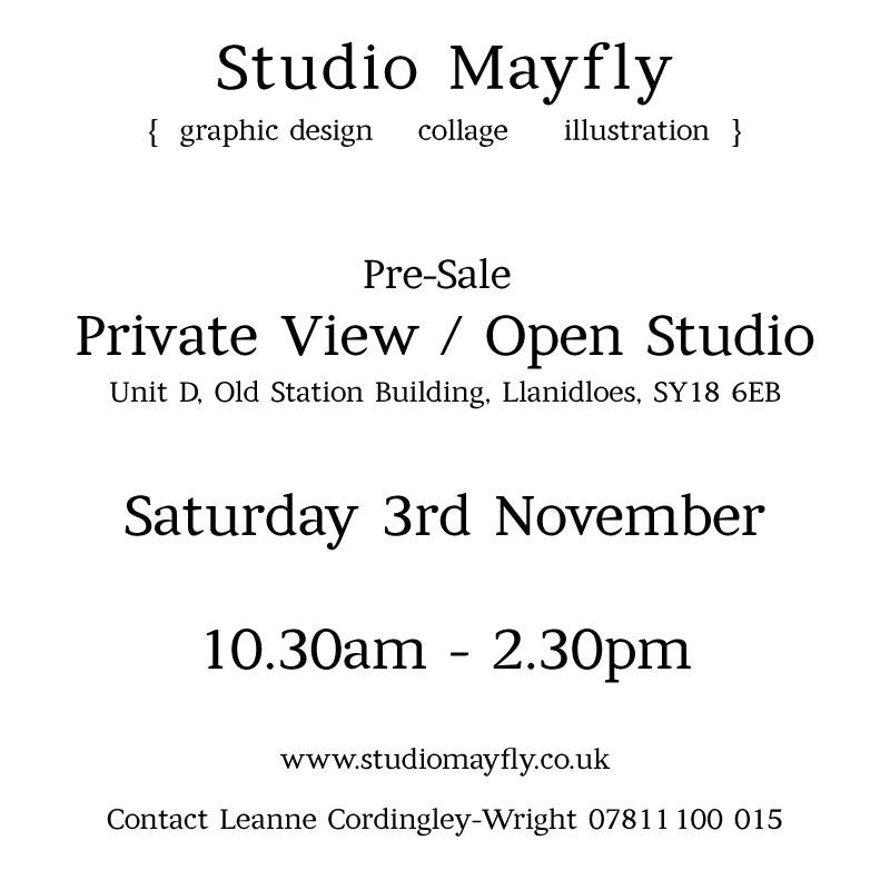Open Studio / Private View