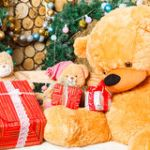 teddy-bear-under-christmas-tree-toys-58487225