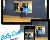 belly dance online