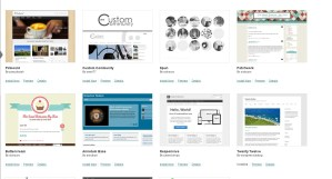 WordPress Themes Screenshot