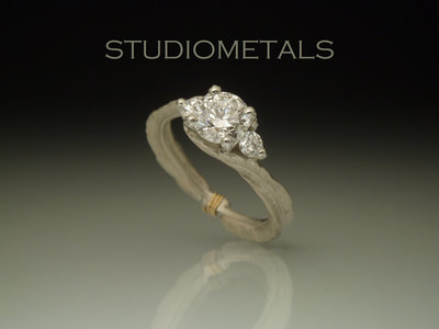 Engagement Rings And Wedding Bands By Studiometals Travis