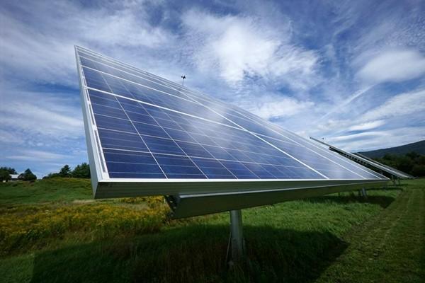 Solar Farm - Waterbury Vermont