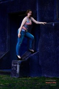 Model: Marian MY Fotograaf: Jacques Eding Mua: Sonja Eding