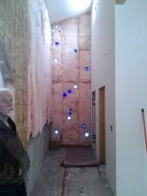 Entry way and Randy Wheelock