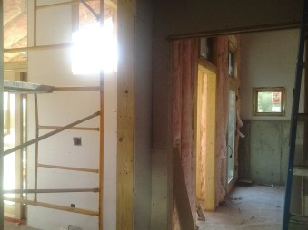 Bathroom / Vestibule / Living / Master Bedroom