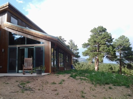 foothills ranch home