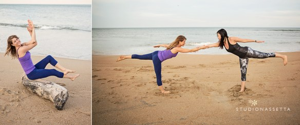 personal-yoga-instruction-on-beach-outer-banks-nc