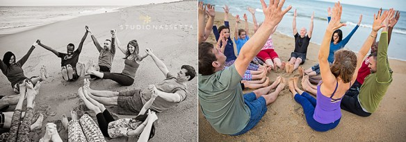 yoga-class-having-fun-beaches-of-outer-banks-nc