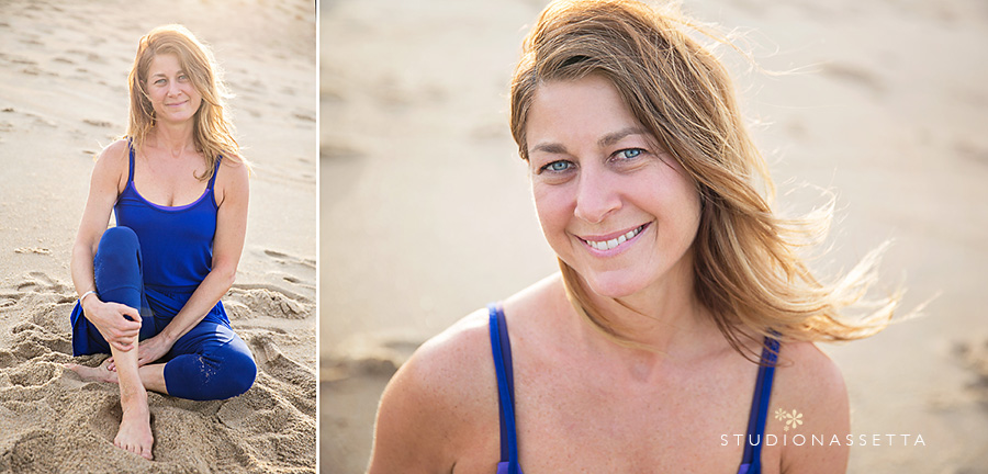 Outer Banks Business Photographer Yoga Instructor