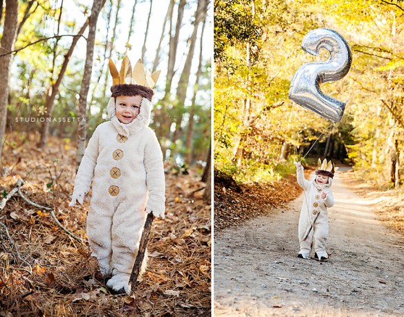2nd-birthday-photos-nags-head-woods-nc